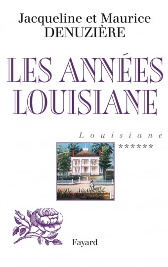 Louisiane, tome 6