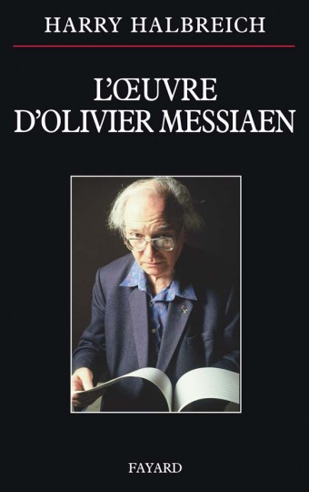 L OEUVRE D OLIVIER MESSIAEN