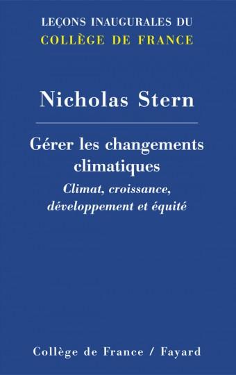 Gérer les changements climatiques