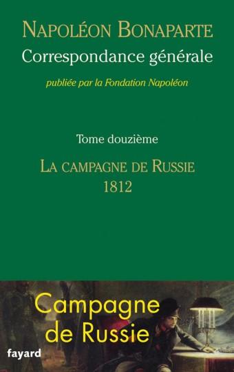 Correspondance générale - Tome 12