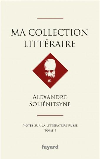Ma collection littéraire