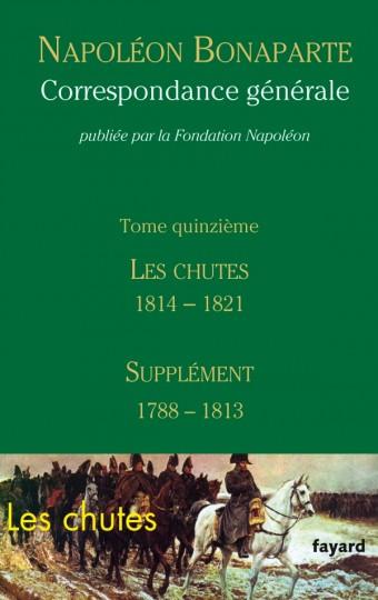 Correspondance générale - Tome 15