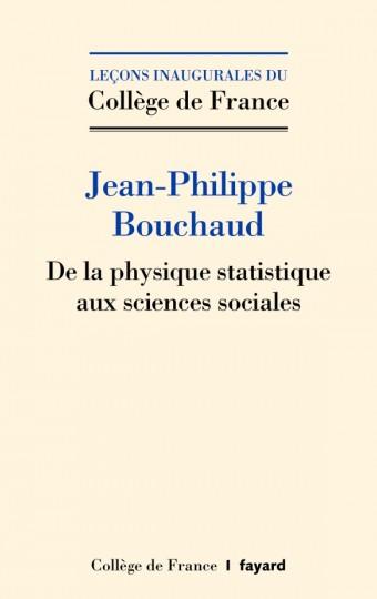 De la physique statistique aux sciences sociales