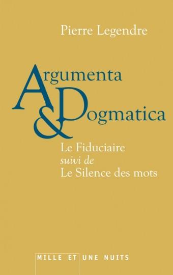 Argumenta dogmatica