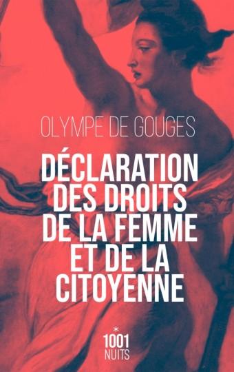 Déclaration des droits de la femme et de la citoyenne-NED