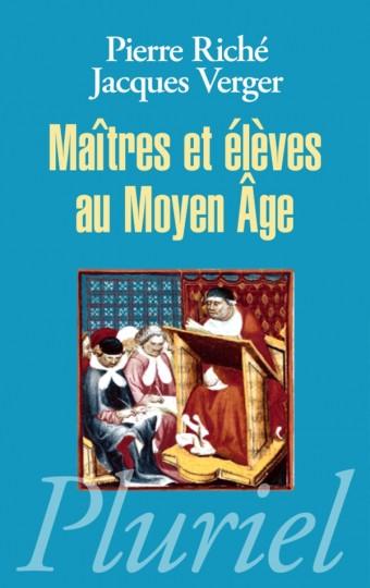 Maîtres et élèves au Moyen Age