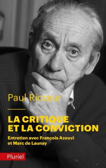 La critique et la conviction