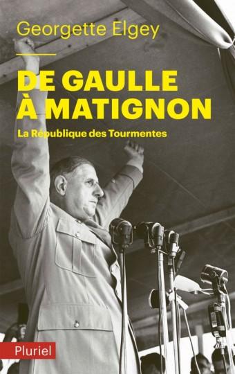 De Gaulle à Matignon