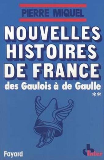 Nouvelles Histoires de France