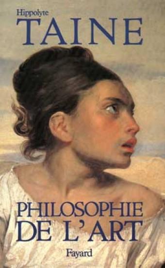 Philosophie de l'art (1865)