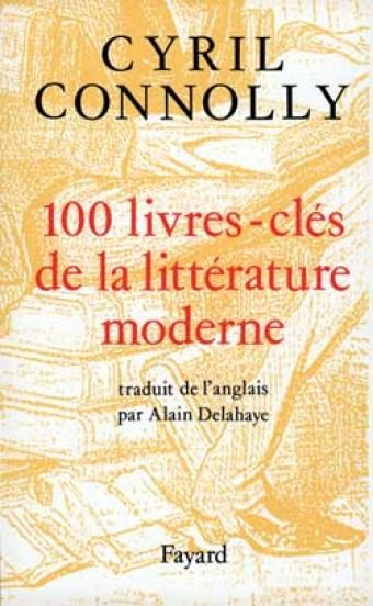 100 livres-clés de la littérature moderne