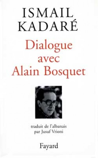 Dialogue avec Alain Bosquet