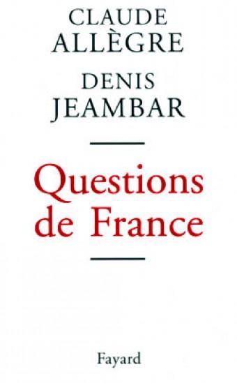 Questions de France