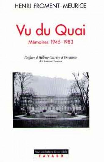Vu du Quai