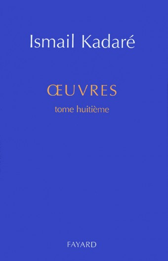 Oeuvres tome huitième