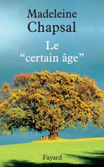 Le « certain âge »