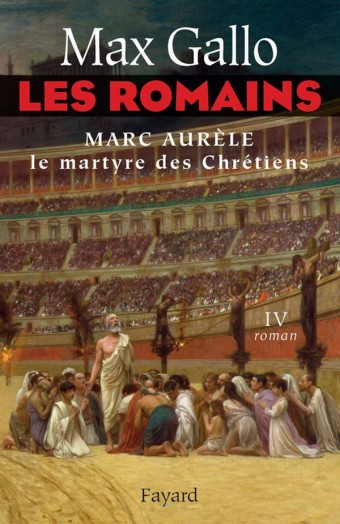 Les Romains tome 4