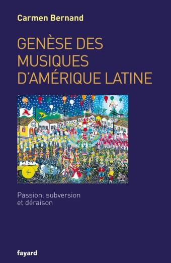 Genèse des musiques d'Amérique latine