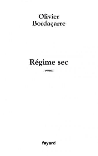 Régime sec