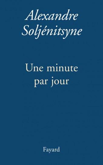 Une minute par jour