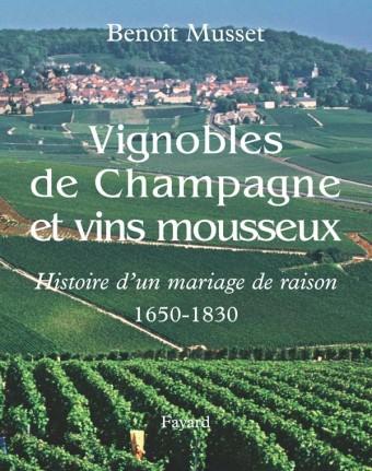 Vignobles de Champagne et vins mousseux