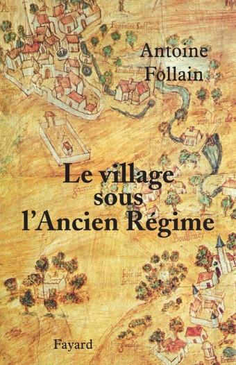 Le village sous l'Ancien Régime