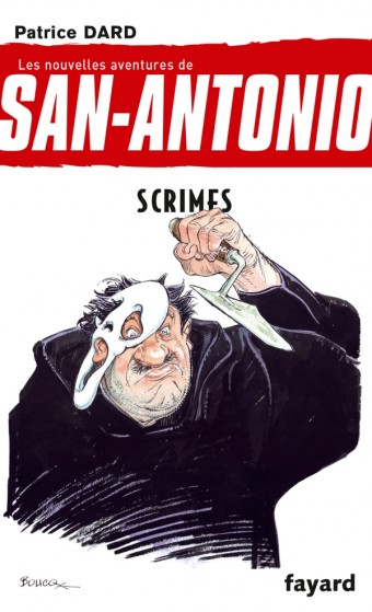 San-Antonio T25 Scrimes