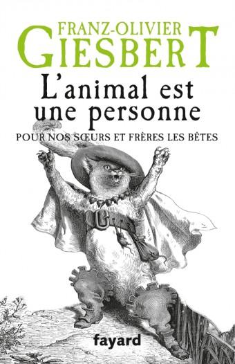 L'animal est une personne