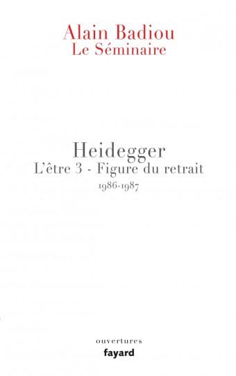 Le Séminaire - Heidegger