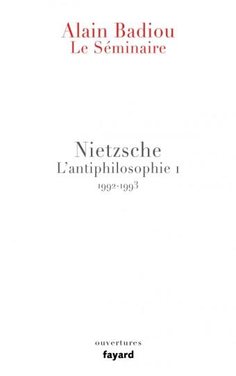 Le Séminaire. Nietzsche