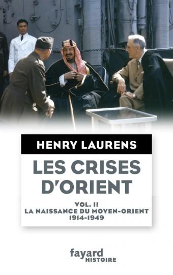 Les crises d'Orient tome 2