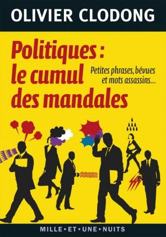 Politiques : le cumul des mandales