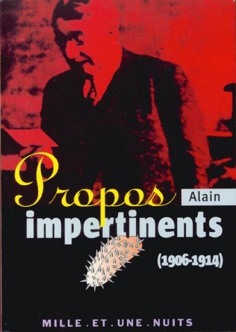 Propos impertinents (1906-1914)