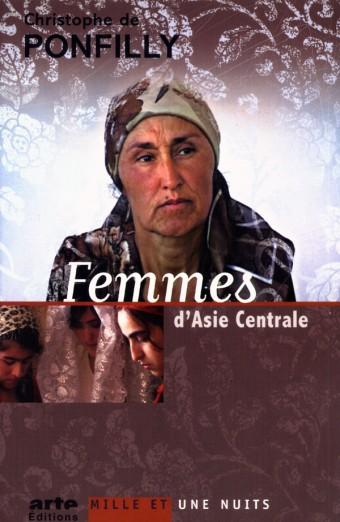 Femme d'Asie Centrale