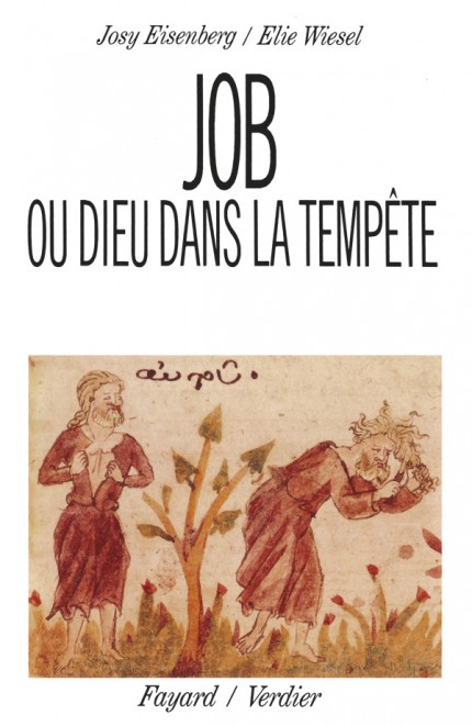Job ou Dieu dans la tempête