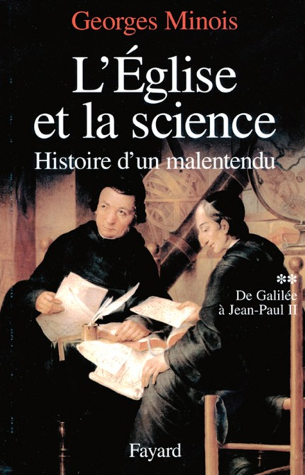 L'Eglise et la science
