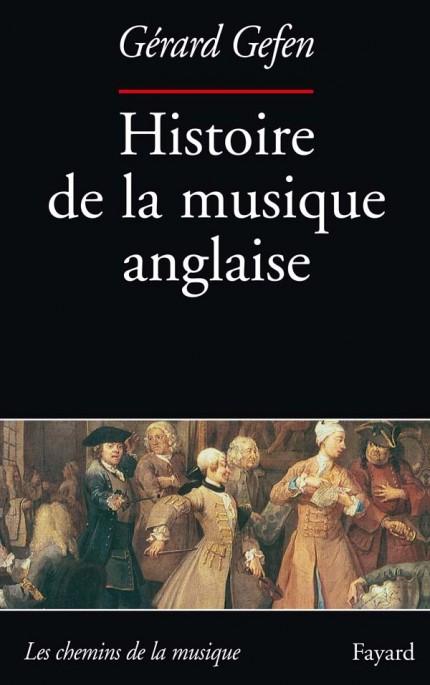 Histoire de la musique anglaise