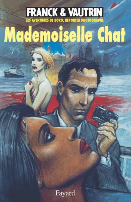 Mademoiselle Chat, Les aventures de Boro, reporter photographe