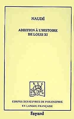 Addition à l'histoire de Louis XI