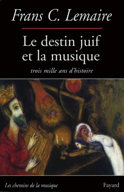 Le Destin juif et la musique