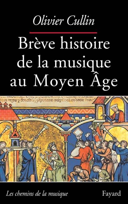 Brève histoire de la musique au Moyen Âge