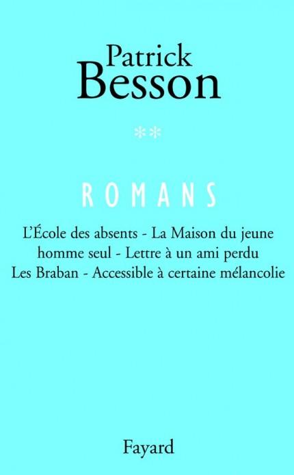 Romans, tome 2
