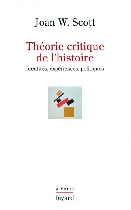 Théorie critique de l'histoire
