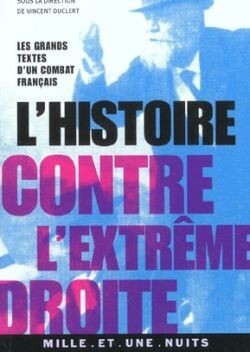 L'Histoire contre l'extrême droite