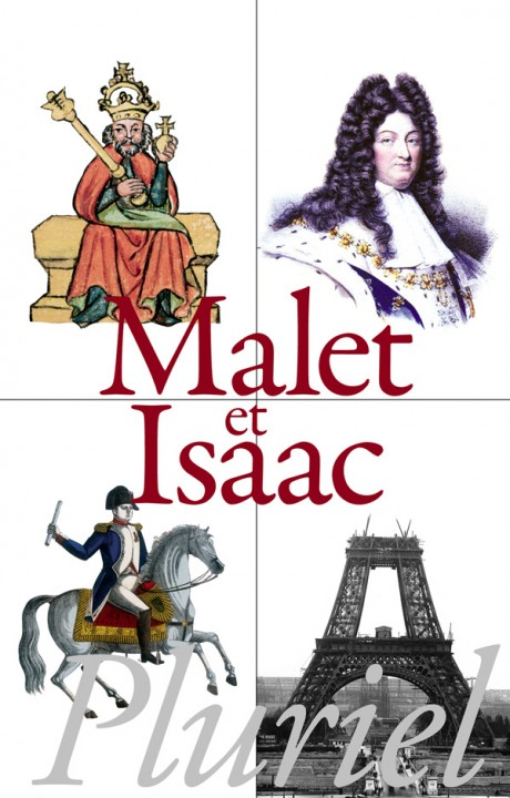 Coffret Malet & Isaac - 4 vol.