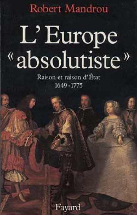 L'Europe «absolutiste»