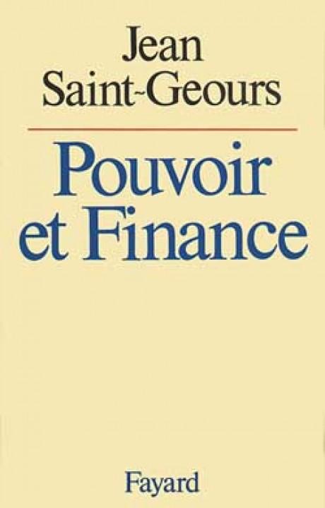 Pouvoir et Finance