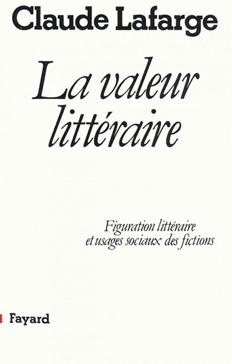 La Valeur littéraire