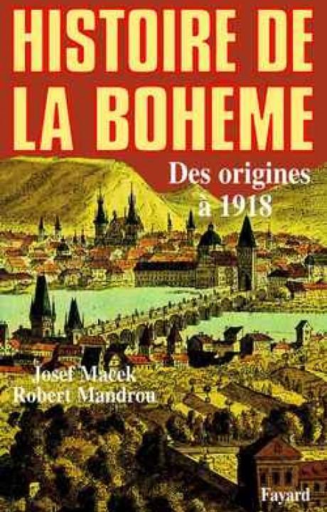 Histoire de la Bohême