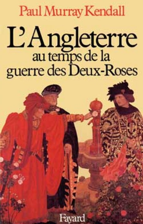 L'Angleterre au temps de la guerre des Deux-Roses